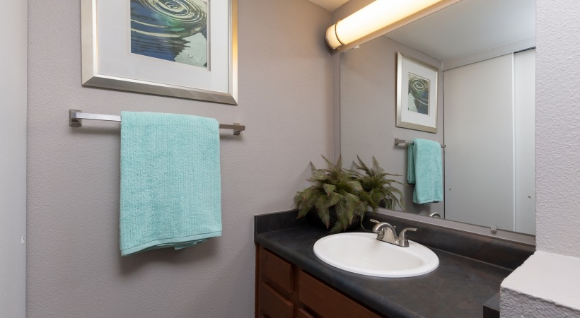 Separate Vanity Areas in Select Homes